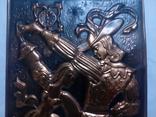 Картина Золушка ( медь), фото №8