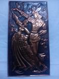 Картина Золушка ( медь), фото №2