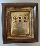 Икона св. Симон, св. Гурий и св. Авив, фото №10