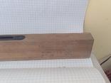 Уровень деревянный СССР, фото №3