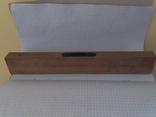 Уровень деревянный СССР, фото №4
