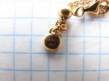 Цепочка.колье Limited Edition PANDORA Shine.серебро 925.позолота., фото №9