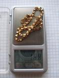 Цепочка.колье Limited Edition PANDORA Shine.серебро 925.позолота., фото №11
