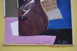 """Картина """"Конструкция с гитарой"""". Смешанная техника. Художник  Колесников Виталий., фото №5"""