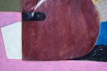 """Картина """"Конструкция с гитарой"""". Смешанная техника. Художник  Колесников Виталий., фото №8"""