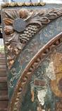 Ікона Божої матері Почаївська. Українське бароко. Підписна., фото №5
