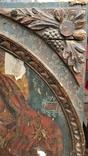 Ікона Божої матері Почаївська. Українське бароко. Підписна., фото №6