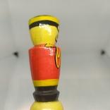 Деревянный карандаш. Солдатик. Длина 200мм, диаметр 23мм, фото №6
