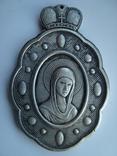 Иконка. Церковный медальйон. Копия, фото №2
