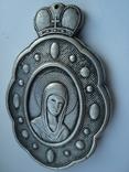 Иконка. Церковный медальйон. Копия, фото №4