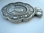 Иконка. Церковный медальйон. Копия, фото №5