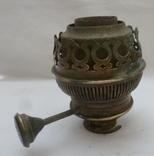Старая горелка керосиновой лампы Picador-Brenner. Германия., фото №3