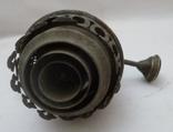 Старая горелка керосиновой лампы Picador-Brenner. Германия., фото №6