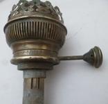 Старая горелка керосиновой лампы Picador-Brenner. Германия., фото №8