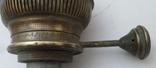 Старая горелка керосиновой лампы Picador-Brenner. Германия., фото №9