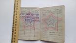 Военный билет СССР, фото №4