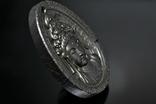 """Кулон """"Гуаньїнь"""" із залізного метеорита Aletai, 40,6 грам, із сертифікатом автентичності, фото №10"""