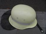 Каска шлем пожарного Европа лот 1, фото №4