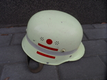Каска шлем пожарного Европа лот 2, фото №9