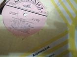 Пластинки разных размеров 7 шт., советская эстрада, фото №9