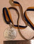 Спортивные медали (4 шт)+бонус (вымпелы), фото №8