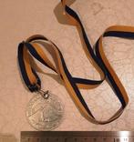 Спортивные медали (4 шт)+бонус (вымпелы), фото №9