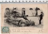 Военные. Открытка. 1905 год.(3), фото №2