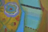 "Картина ""Воспоминания о море"" 2017 г. Художник Пантелемонова Инна., фото №7"