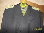 Пальто военно  морского  флота  германии.    подкладка  отстегивается., фото №12