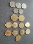 Ізраїль Израиль - 14 монет, фото №3