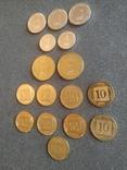 Ізраїль Израиль - 14 монет, фото №4