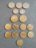 Ізраїль Израиль - 14 монет, фото №5