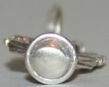 """Серебрянный кулон-подвеска """"Ангел-хранитель"""" (925 проба,Украина) 1,9 грамма, фото №4"""