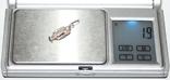 """Серебрянный кулон-подвеска """"Ангел-хранитель"""" (925 проба,Украина) 1,9 грамма, фото №5"""