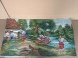 Картина 104 х 56, масло., фото №2