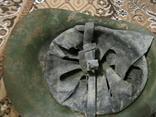 Каска пожарника 50-х годов., фото №8
