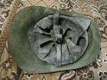 Каска пожарника 50-х годов., фото №9