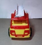 Пожарнвя машина ORION с лестницей длина 16,5 см., фото №6
