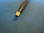 Ручка шариковая производства СССР с позолотой., фото №5