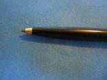 Ручка шариковая производства СССР с позолотой., фото №6