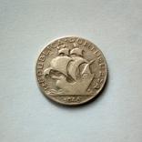 Португалия 2,5 эскудо 1946 г., фото №3