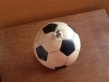 Сигаретница футбол, фото №4