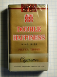 Сигареты DOUBLE HAPPINESS мягкая пачка