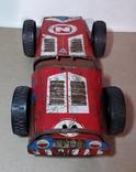 Большая гоночная машина СССР длина 24 см., на реставрацию, фото №6