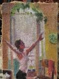 Картина Утренняя зарядка, фото №3