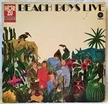 Beach Boys (Live) 1969. (LP). 12. Vinyl. Пластинка. Germany., фото №2