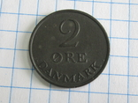 2 эре 1964 Дания, фото №4