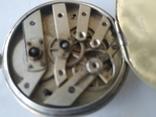 Карманные часы Cylindre серебро, фото №9