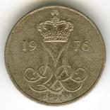 10 эре 1976 Дания, фото №3