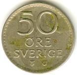 50 эре 1964 Швеция, фото №2